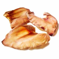 Clear Dog Australian Pigs Ears Dog Treats