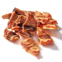 Clear Dog Fish Jerky Dog Treats
