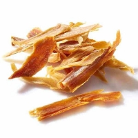 Clear Dog Fish Jerky Strips Dog Treats