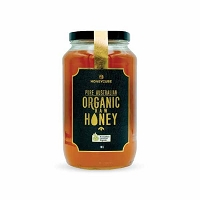 Honey Cube Raw Organic Honey